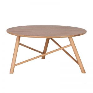 Whywood Coffee Table   Oak   70cm
