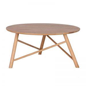 Whywood Coffee Table | Oak | 90cm