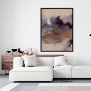 Wild Plum I | Canvas Art Print