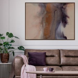 Wild Plum II   Canvas Art Print