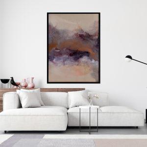 Wild Plum III | Canvas Art Print