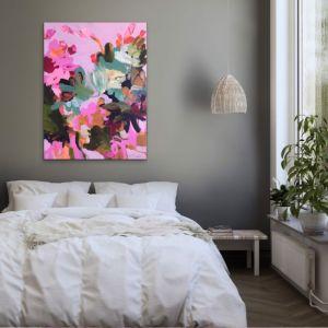 Wildflower by Kate Owen | Ltd Edition Canvas Print | Art Lovers Australia