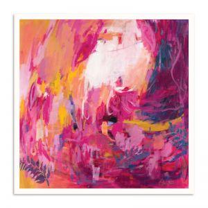 Willing to Love Myself | Amira Rahim | Canvas or Print by Artist Lane