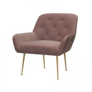 Willow Chair | Rose Pink by SATARA