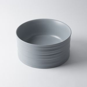 Willow Circle by Eight Quarters I Matte Grey