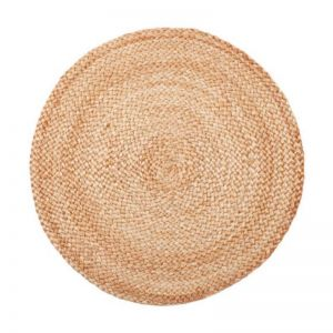 Willow Jute Round Placemat | Set Of 4