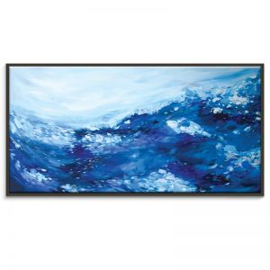 Wind and Waves | Taylor Lee | Framed Canvas  Print | SALE