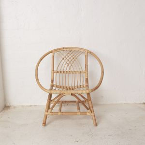 Winnie Kids Rattan Chair l Custom Made
