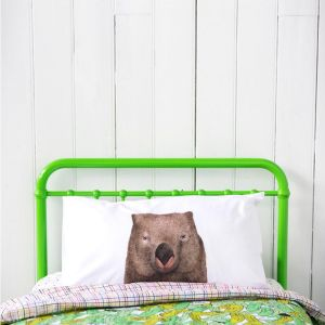 Winston the Wombat Pillowcase | by For Me By Dee