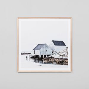 Wintertide | Photographic Canvas Print
