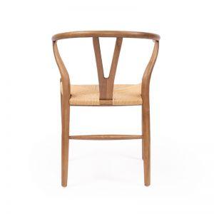 Wishbone Designer Replica Chair   Walnut