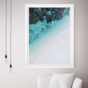 Wonder | Framed Wall Art by Beach Lane