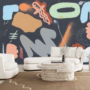 Wonderful Day | Wallpaper Mural