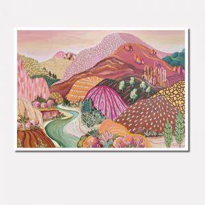 Wonderland | Unframed Art Print | Various Sizes