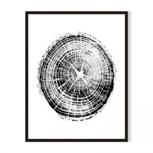 Wood 1 | Framed Print | Artefocus