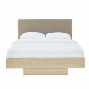 Wooden Floating Bed Frame | Natural Oak | All Sizes