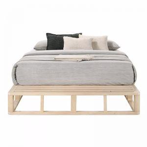 Wooden Platform Bed Base | All Sizes | PRE-ORDER JUNE 2021 ARRIVAL