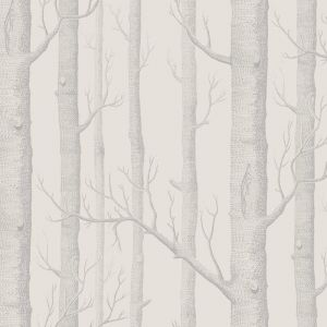 Woods Wallpaper - Parchment