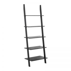 Writex Shelving Unit | 63cm | Black
