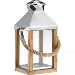 Yala Glass Lantern | Small by Satara