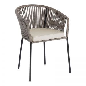 Yanet Chair | Grey
