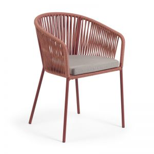 Yanet Chair | Terracotta
