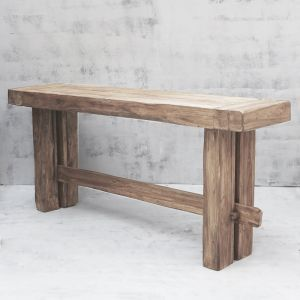 Yashar Rustic Console Large | Custom Made
