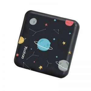 Yoobao Two Output Mini Cube 10000mAh Power Bank - Black