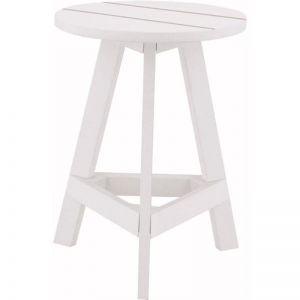 Yumi Stool   White   Modern Furniture