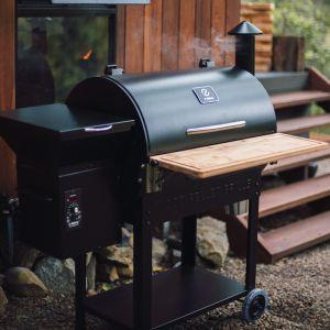 Z Grills 7002B Pellet Smoker BBQ