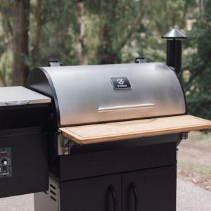 Z Grills 700E-XL Pellet Smoker BBQ
