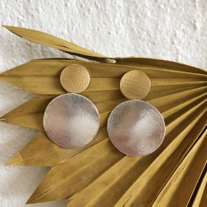 Zaraa Duo Earrings