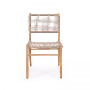 Zen Dining Chair | Washed Grey