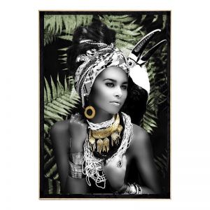 Zena | Framed Print