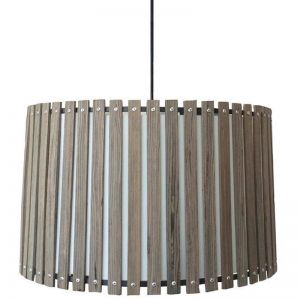 Zia Wooden Pendant Light | Modern Furniture