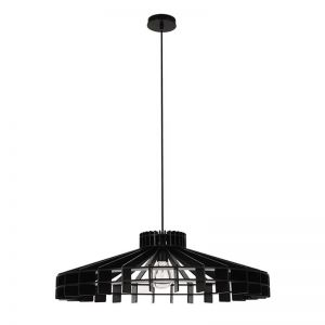 Ziami Pendant | Black | By Beacon Lighting