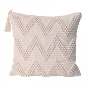Ziggy Cushion | Natural | BY SEA TRIBE