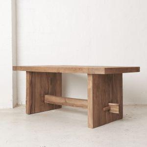 Zimra Teak Coffee Table l Custom Made