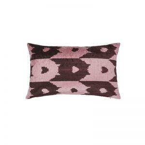 Zulta Cushion   Abstract Berry   Fenton & Fenton