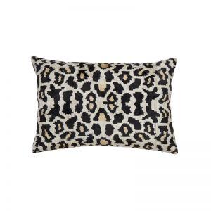Zulta Cushion   Leopard   Fenton & Fenton