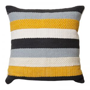 Zuri Cushion | 50x50cm | Mustard