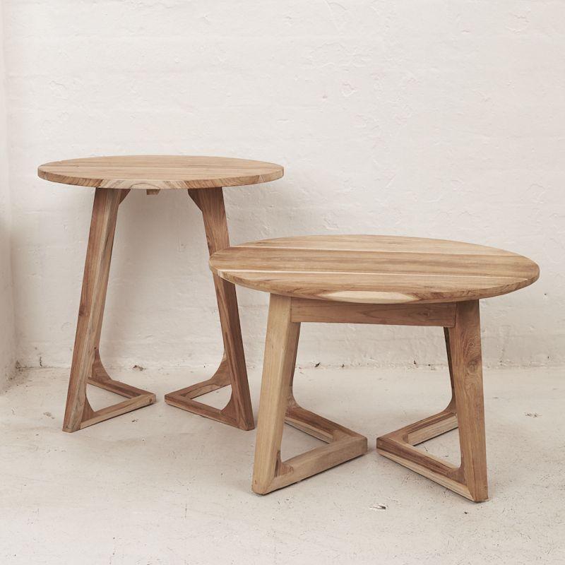 Arlin Round Coffee Table 90cm Pre Order