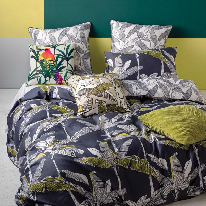 Cammeray Bed Linen Set By Kas Australia