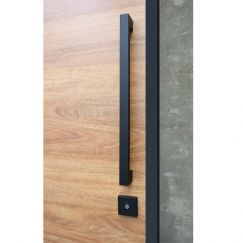 550 Pull Handle Entry Set | Matte Black