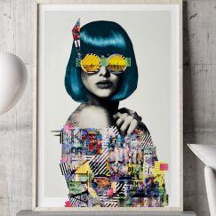 '96': Art Print