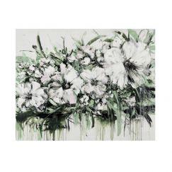 Abstract Flowers | 1004-323 | Original Artwork | Colour Clash Studio