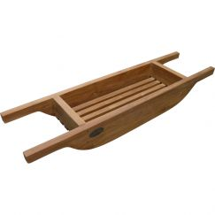 Across Bath Caddy | Natural | Schots