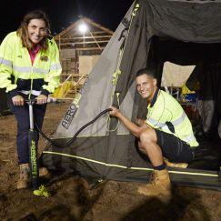 Aero TM Pro Series | Zempire Tent | Used by The Blockheads!