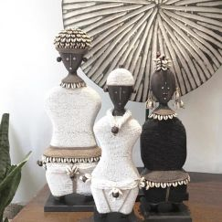 African Namji Doll by Africanologie