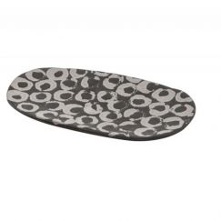 Akono Decorative Plate   Spots